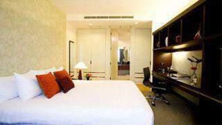 ห้องดีลักซ์ 1 ห้องนอน