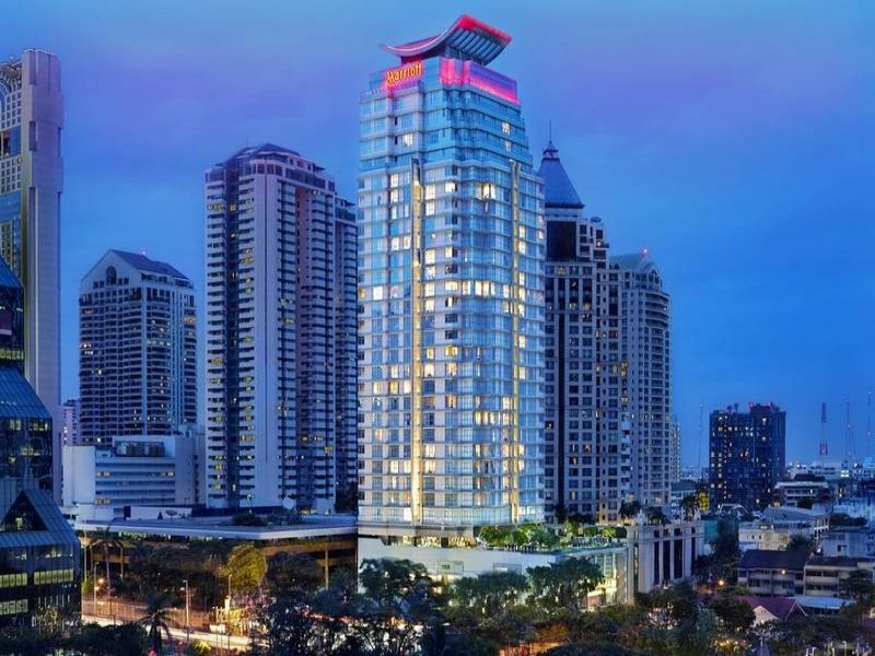 Sathorn Vista, Bangkok - Marriott Executive Apt