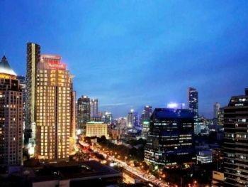Sathorn Vista, Bangkok - Marriott Executive Apt Hotel