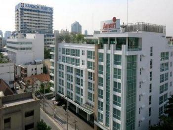 Amari Residences Bangkok Hotel