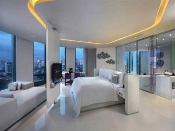 SO Sofitel Bangkok โรงแรม