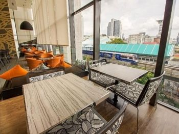 Holiday Inn Express Bangkok Siam โรงแรม