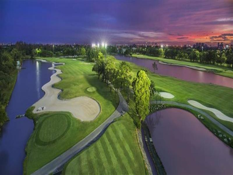 Le Meridien Suvarnabhumi Bangkok Golf Resort & Spa