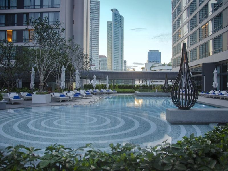 Marriott Marquis Bangkok Queen's Park