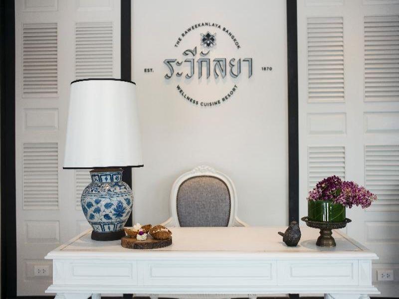 The Raweekanlaya Bangkok Wellness Cuisine Resort