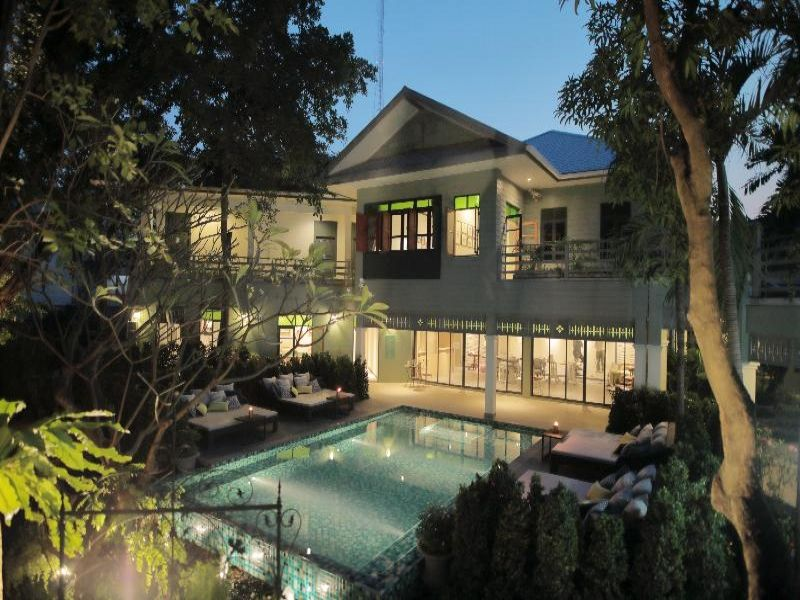 The Raweekanlaya Bangkok ​Wellness Cuisine Resort