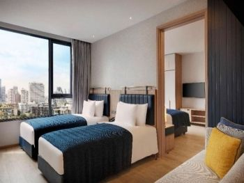 STAYBRIDGE SUITES BANGKOK THONGLOR โรงแรม